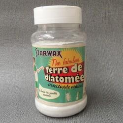 La terre de diatomée