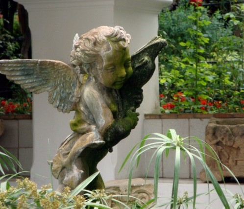Anacapri, jardins SanMichelle