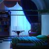 Chambre par Valkyon : Nocturne
