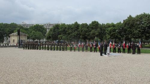 Les Antillais de la 1ère Division Française Libre sont à l'honneur