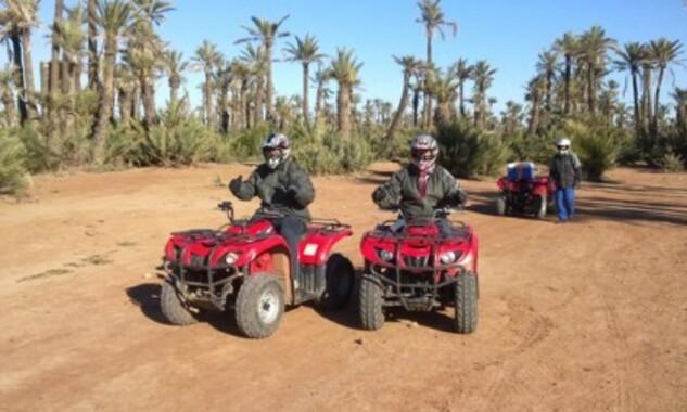Sortie en quad ou en buggy