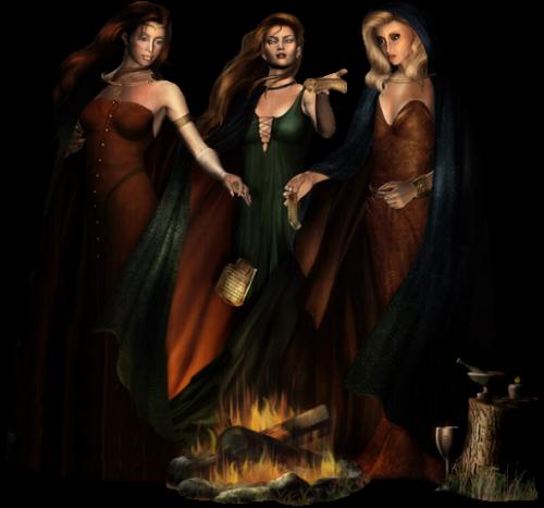 sorcières