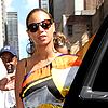 Beyonce dans la ville de New York !