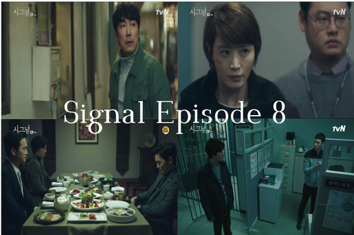 Signal Episode 8
