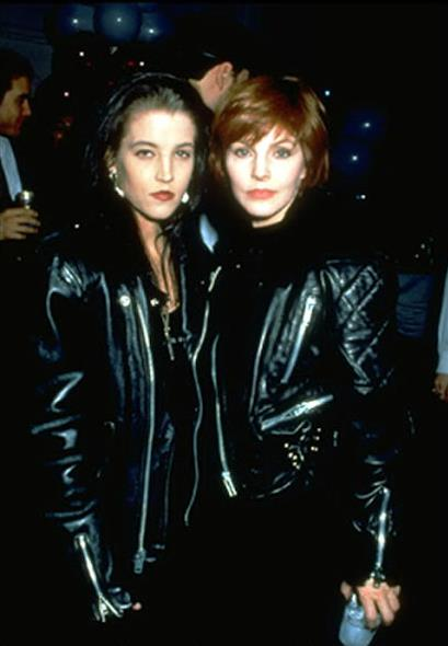 Lisa Marie Presley: Storm and Grace