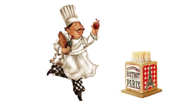 design pour blog de cuisine