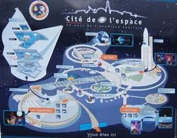 Cité de l'espace à Toulouse