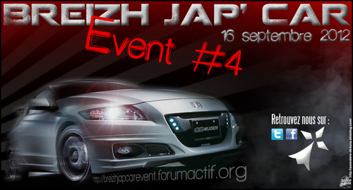 Breizh Jap Car Event #4