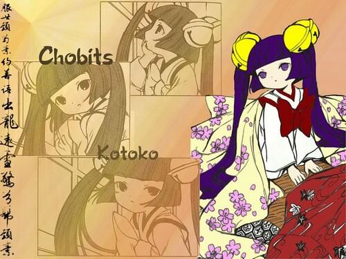 Autres persos Chobits
