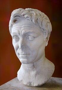 Portrait de Pompée le Grand au musée du Louvre