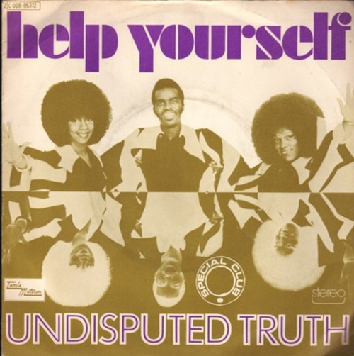 1974 : Single SP Gordy Records G 7134F / G 7134F Promo [ US ]