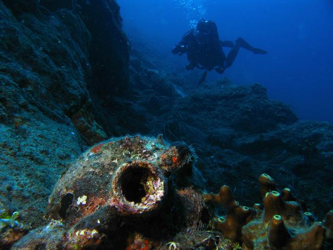 Plonger en Grèce * Κατάδυση στην Ελλάδα