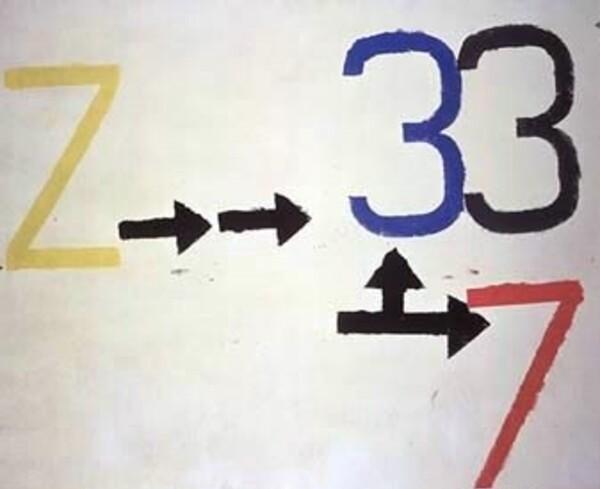 Jannis Kounellis- Z-3