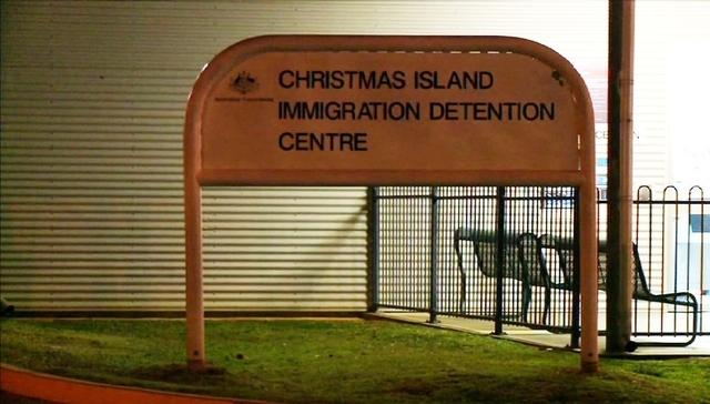 Le centre de rétention de l'île Christmas sous contrôle