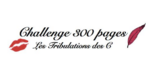 Challenge 300 pages