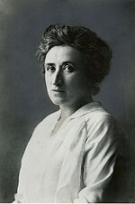 Articles sur Rosa Luxemburg