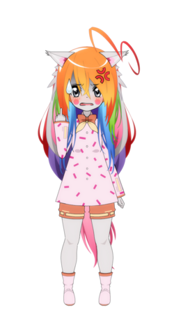 [Kisekae - Crystal] Nyan Crys' (Nyanyanyanya!)