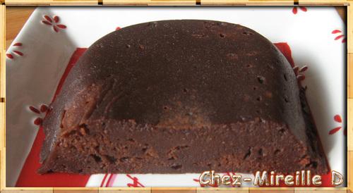 Fondant Tout Chocolat au Cuiseur Solo Tupperware