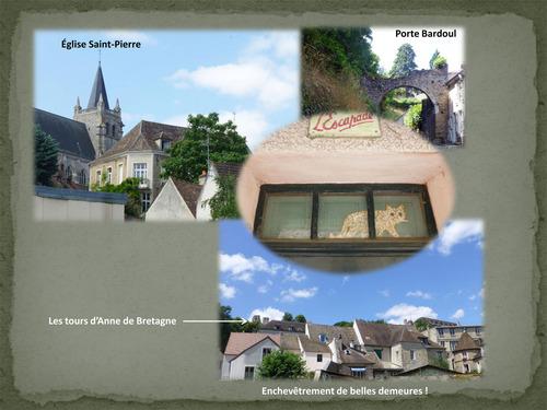 Escapade à Montfort l'Amaury