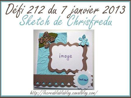 Défi Créablablablog 212....