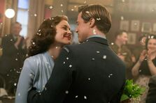 Alliés : Photo Brad Pitt, Marion Cotillard