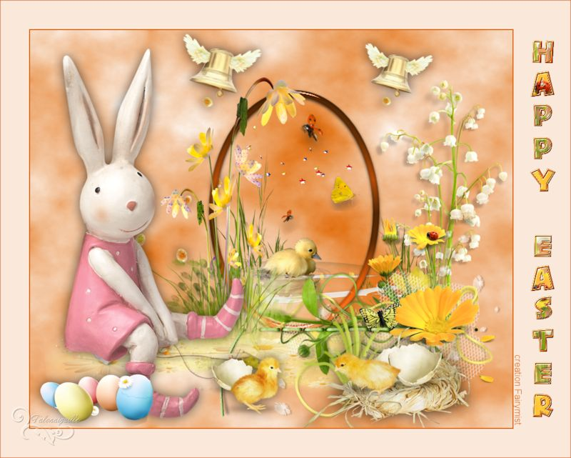 *** Happy Easter ***