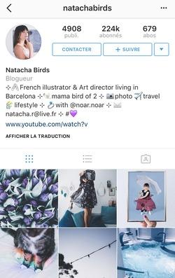 [Revue] Inspirations Instagram
