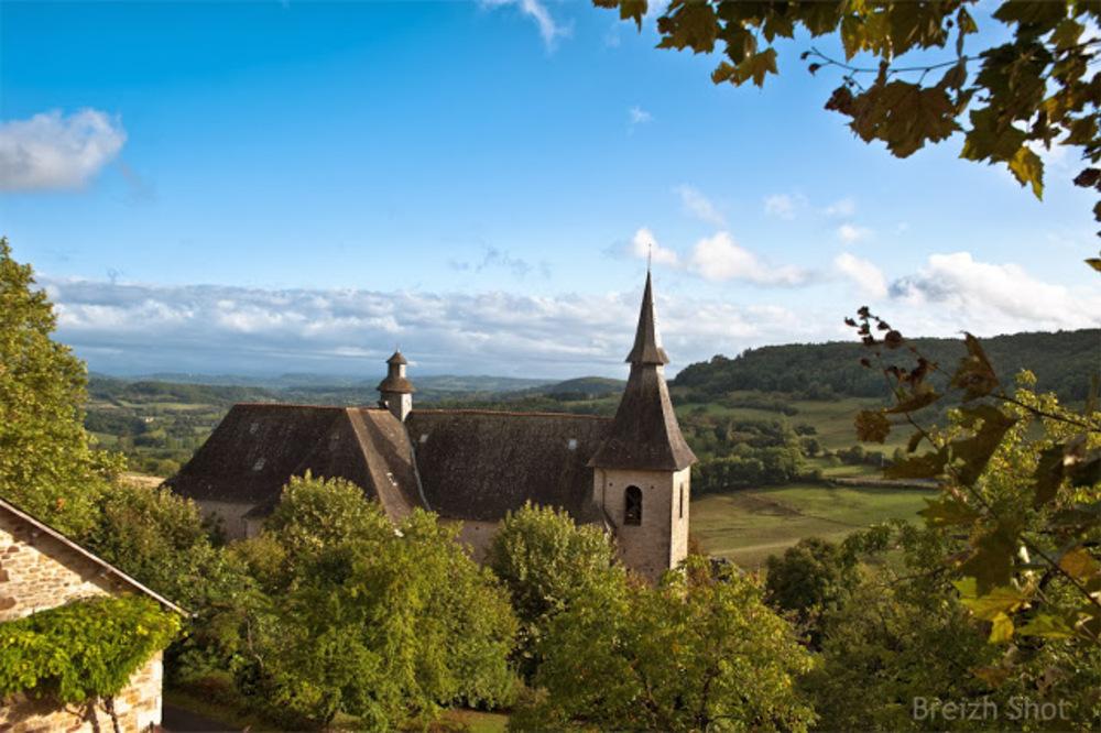 Église de Turenne en Corrèze