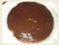 Gâteau à la grenadine