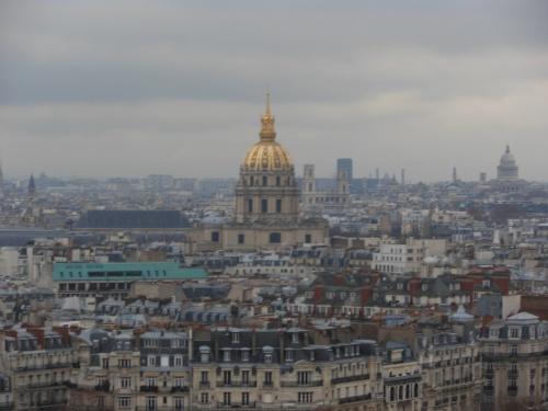 Vive la France ( et les pommes de terre frites)!