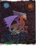 DRAGON  et  VOEUX