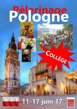 PELERINAGE EN POLOGNE