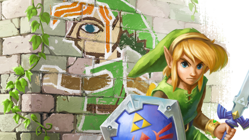Mes Réactions sur zelda a link between worlds