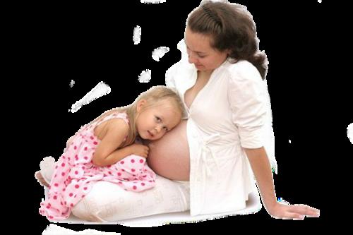 Maman  avec enfant