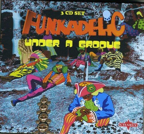 "Funkadelic ‎: CD "" Under A Groove Box Set 3 × CD "" Charly Snapper Music Records ‎SNAJ 726 CD [ UK ]"