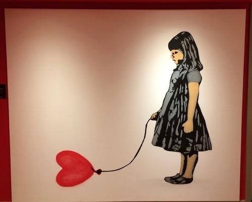 Icy et Sot: Deux street artists iraniens au Moco Amsterdam.