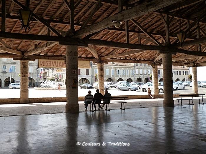 Sur les routes du Gers - Mauvezin / Solomiac