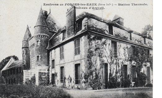 LES REMPARTS D'ARGUEIL (Seine-Maritime)