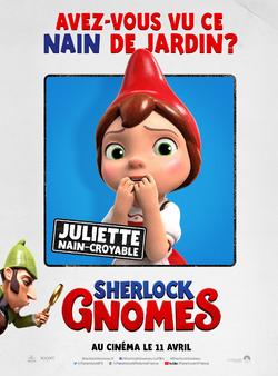 Découvrez la bande-annonce de SHERLOCK GNOMES ! Au cinéma le 11 avril 2018