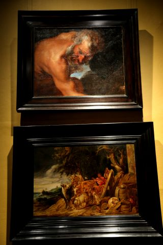 Anvers - Musée Rubens