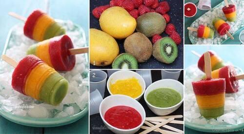 Friskos fruités et colorés