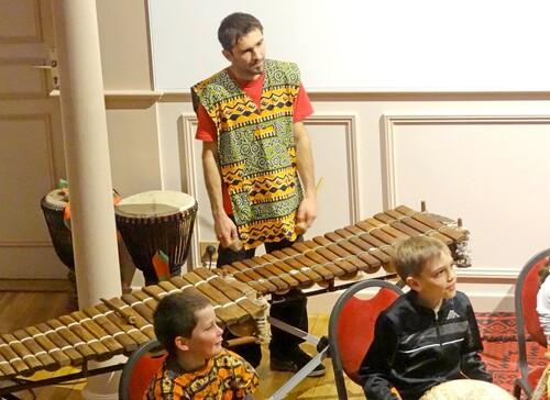 Concert de musique Africaine avec Toubab Mandingue...
