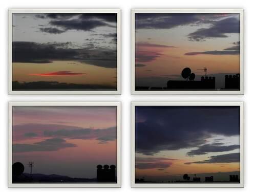 Ce soir au crépuscule / Tonight at dusk