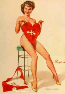 St Valentin, mon amour!