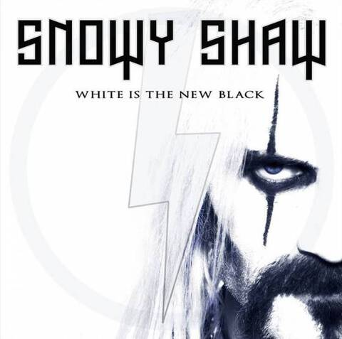 SNOWY SHAW - Les détails de l'album White Is The New Black