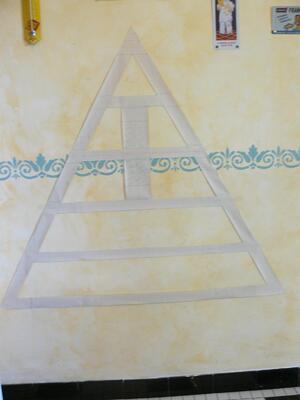 Pyramide Gabarit