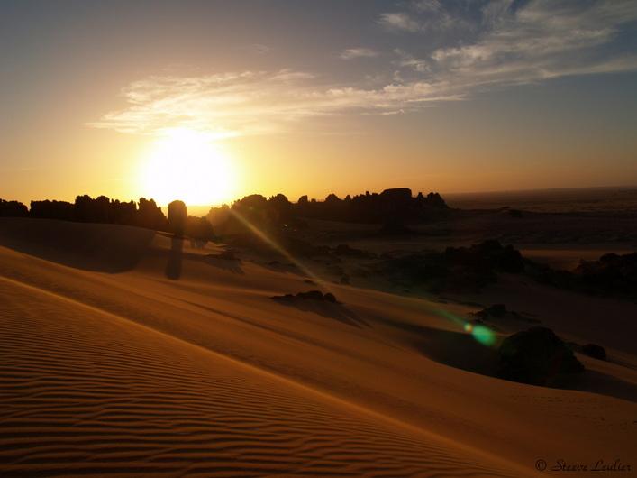 Dunes du tassili