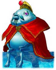 King Zora - <i>Ocarina of Time 3D</i>
