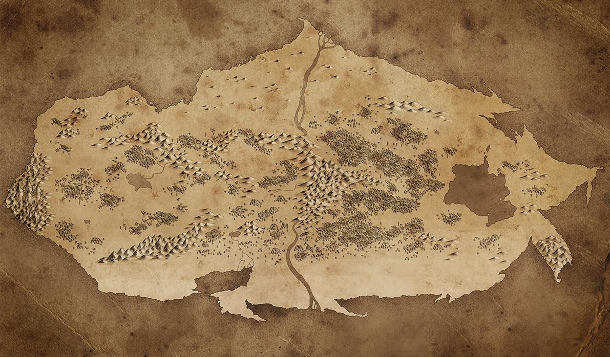 Carte d'Estyria