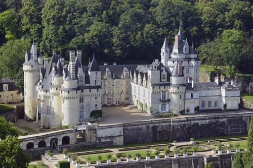 Programme du voyage  aux châteaux Renaissance